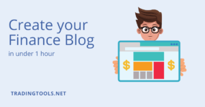 Create your Finance Blog