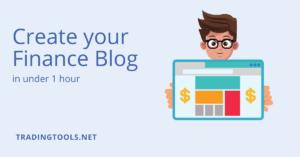 Create your Finance Blog