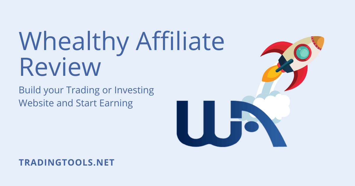 Wealthy Affiliate Review build a trading website