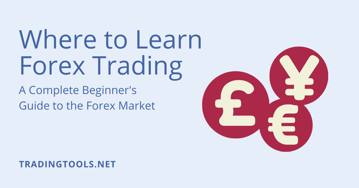 Where to Learn Forex Trading