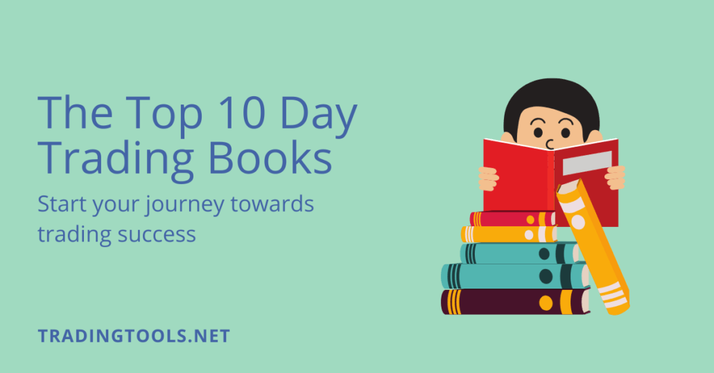 The top 10 day trading books