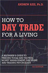 Cover of Andrew Aziz's book How to Day Trade for a Living