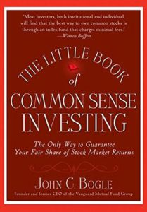 Cover of the book The Little Book of Common Sense Investing by John C. Bogle