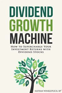 Dividend growth machine book cover