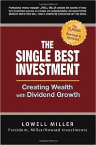 the SIngle Best Investment book cover