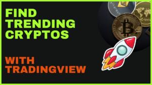 Trending Cryptos with Tradingview